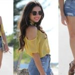 Ideas for your short summer look with style