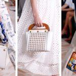 Fashion handbags for this spring summer 2017