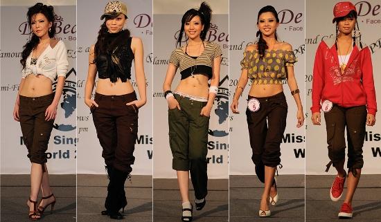 hip hop dressing style for girls