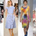 The new dresses for this spring-summer