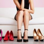 Basic for girls who hate wearing high-heeled shoes